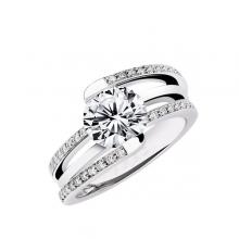 bague de fiançaille diamant - Avant de dire oui